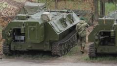 Трима убити украински войници в Донбас при най-тежките сражения от година