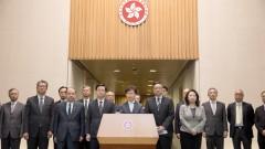 Китайската армия провежда учения до Хонконг