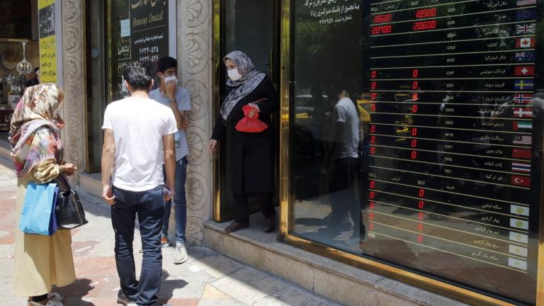 Призив за задължителни маски в Иран след най-много починали от COVID-19 от 6 април
