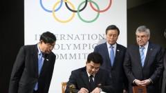 МОК не смята да отлага Олимпийските игри