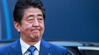 Шиндзо Абе се отказа да ходи в Близкия изток