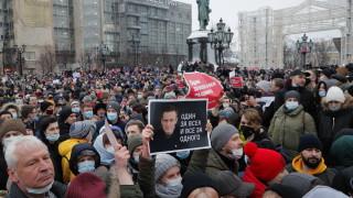 Братът на Навални и Любов Собол остават под домашен арест до 23 март