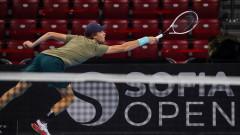 Яник Синер - Вашек Поспишил 6-4, 3-6, финал на Sofia Open 2020