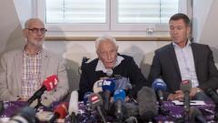 104-годишен австралиец даде пресконференция преди да се самоубие в Швейцария в четвъртък