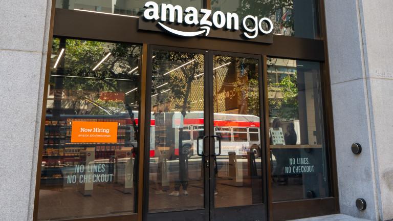 Amazon предприема поредната стъпка за разширяване. Компанията води преговори с