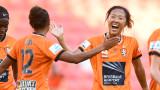 Световната шампионка Юки Нагасато ще играе в мъжки футболен отбор