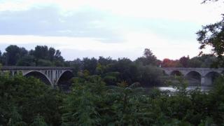 Кръговото на моста край Бяла готово до месец