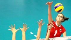 Александра Георгиева след успеха срещу Холандия: Беше трудно, но публиката ни помогна много!