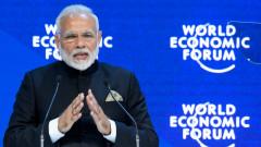 Глобализацията е под риск, предупреди премиерът на Индия в Давос