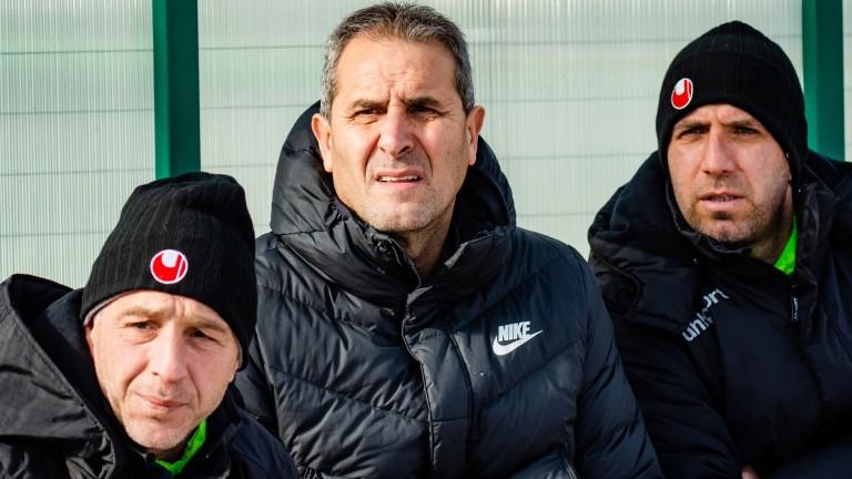 Димитър Димитров: Ако има изходящ трансфер, ще мислим за нови