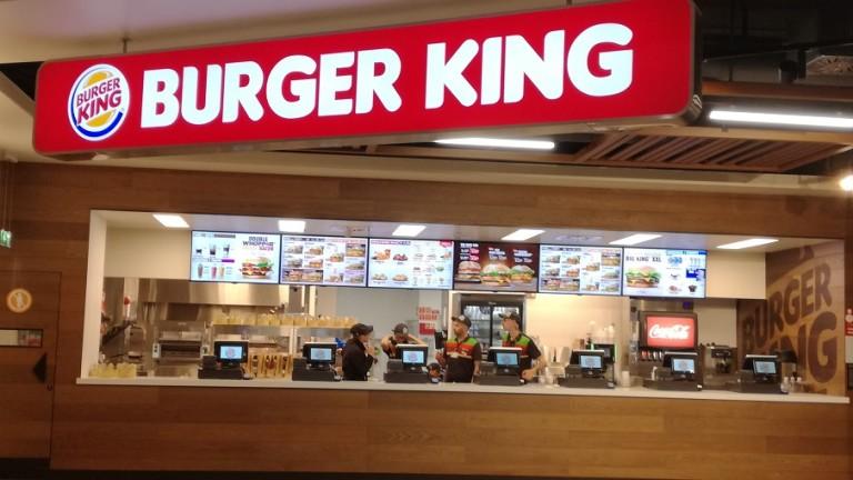 Полската група AmRest ще отвори нови ресторанти на Burger King