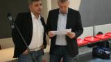 Манджуков и Божков се срещат в сряда