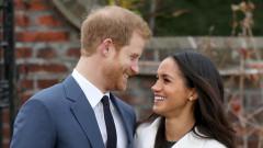 Обявиха датата на сватбата на принц Хари и Меган Маркъл