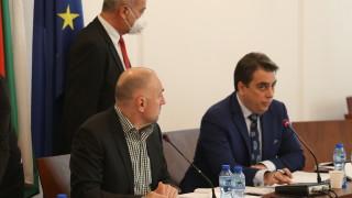 Бюджетна комисия балансира, Асен Василев чака пленарна зала