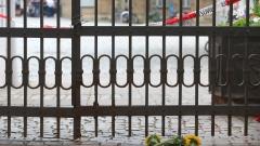Нападателят от Ансбах твърди за полицейско насилие в България