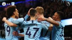 Сити отново на върха в Англия след чиста победа над Кардиф