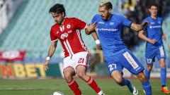Мехди Бурабия към феновете на Левски: Насилието няма място на стадиона!