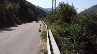 Протест срещу пътна маркировка в Ловешко