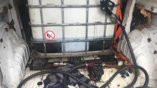 Задържаха над 6000 л незаконно гориво при три проверки