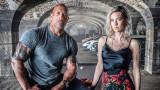 """Hobbs & Shaw с Дуейн Джонсън и Джейсън Стейтъм - първи поглед към Ванеса Кърби в spin-off на """"Бързи и яростни"""""""