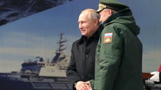 Шойгу разказа за укрепването на ядрената триада на Русия