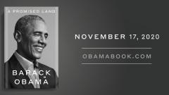Барак Обама издава първия том от мемоарите си седмици след изборите