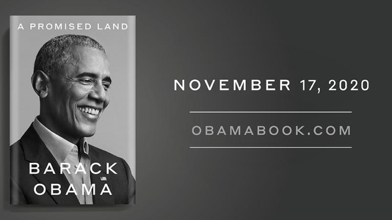 """""""Обетована земя"""" на Барак Обама е на път да се превърне в най-продавания президентски мемоар"""