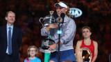 Каролин Возняцки триумфира на Australian Open 2018