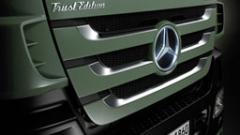 Камиони Mercedes-Benz ще се произвеждат в Русия