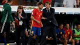 Испания остава непобеден отбор под ръководството на Хулен Лопетеги