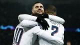 ПСЖ разби Галатасарай с 5:0 в Шампионската лига