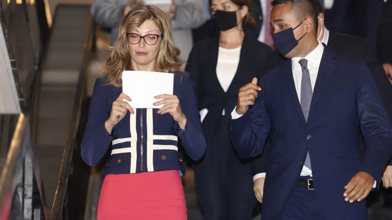 Последиците от пандемията в Европа обсъдиха Захариева и Луиджи ди Майо