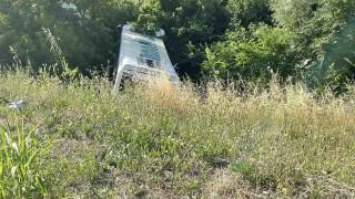 Автобус катастрофира на кръстовище в Стара Загора