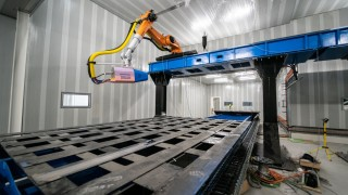 Най-големият 3D принтер в света може да произвежда почти всичко от метал