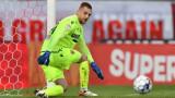 Горчив дебют за Пламен Илиев на вратата на Динамо