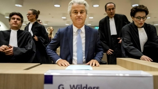 Осъдиха крайнодесния Герт Вилдерс за подбуждане към дискриминация