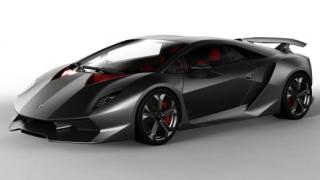 """Lamborghini представи """"Шестият елемент"""""""