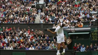 Федерер без проблеми на старта на Уимбълдън