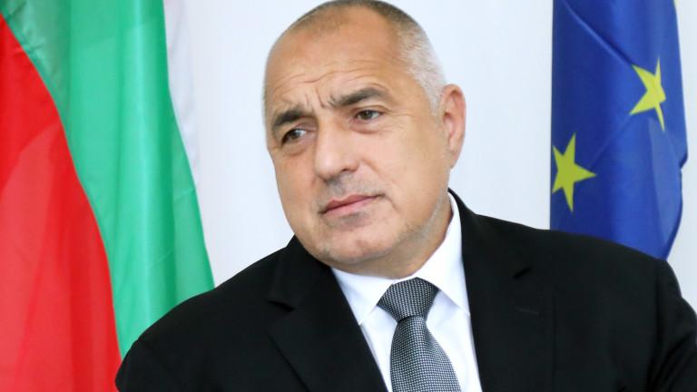 Борисов обеща да се поправи с много работа