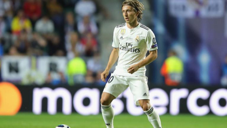 Лука Модрич напуска Реал (Мадрид) през януари?