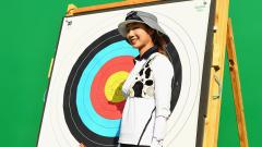 Корейските лъкове са най-точни и при дамите
