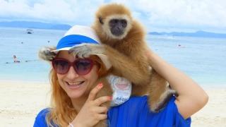 Тайландското приключение на Нели Хаджийска (СНИМКИ)