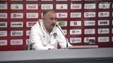 Игор Криушенко: Дано се представим достойно срещу България