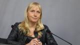 Йончева се опасява, че ГЕРБ ще подкрепи дори правителство на БСП