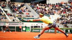 Френската тенис федерация ще подкрепи спорта с 35 милиона евро