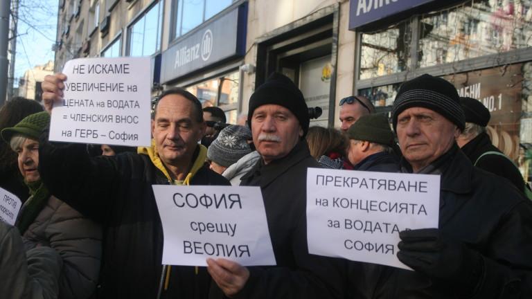 Мая Манолова атакува актове на КЕВР за цената на водата