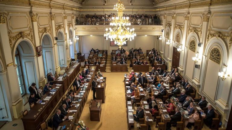 Парламентът на Чехия подкрепи новото правителство на Андрей Бабиш