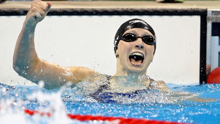 Кейти Ледецки подобри собствения си рекорд на 1500 метра свободен стил