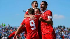 Севиля отнесе Осасуна и доказа, че заслужава място в Шампионската лига