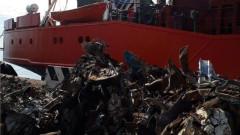 Български кораб с опасни отпадъци задържан в Салерно